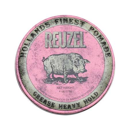 REUZEL GREASE PINK 113G