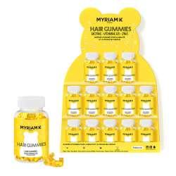 HAIR GUMMIES - BEAR - Complément Alimentaire x 60 - Myriam K