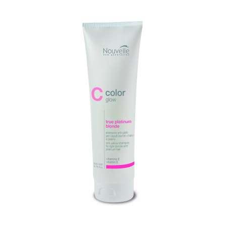 ColorGlow TRUE PLATINIUM BLOND - Shampoing 200ML - Nouvelle