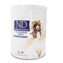 Cire à épiler Pelable Miel - Norma de Durville