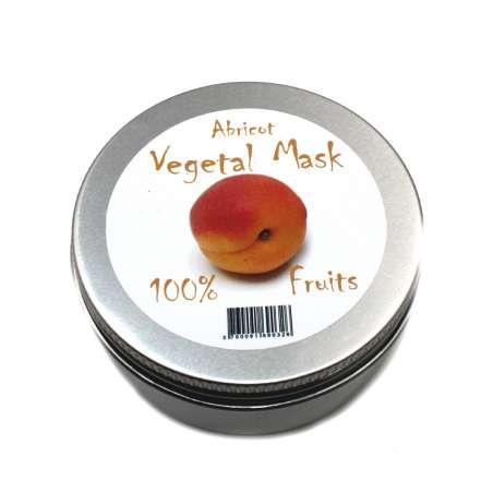 VEGETAL MASK - MASQUE PREPARATION ABRICOT - 100GR