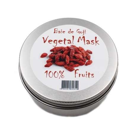 VEGETAL MASK - MASQUE PREPARATION GOJI - 100GR