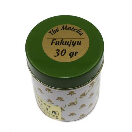 VEGETAL MASK - MASQUE PREPARATION THÉ MATCHA - 30GR