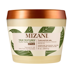 TWIST AND COIL JELLY - TRUE TEXTURE - MIZANI