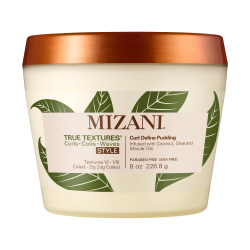 CURL DEFINE PUDDING - TRUE TEXTURE - MIZANI