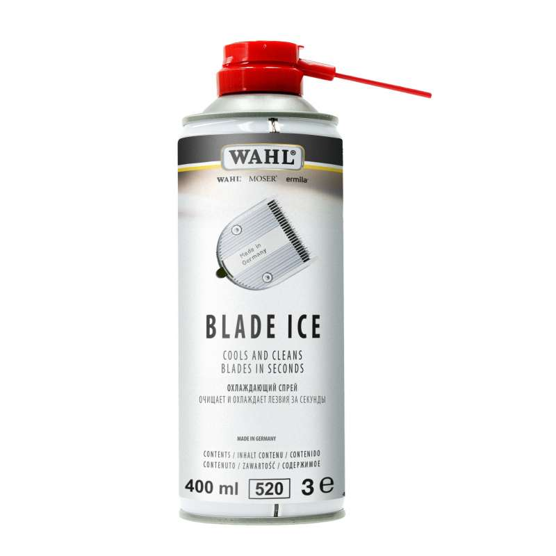 BLACE ICE - WAHL - SPRAY Désinfectant 400ML