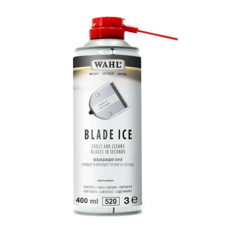 BLADE ICE - WAHL - SPRAY Désinfectant 400ML