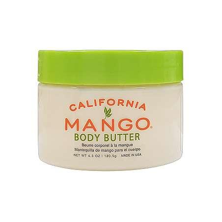 Beurre Corporel aux Fruits Tropicaux - CALIFORNIA MANGO