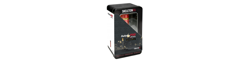 SKELETONFX RED Tondeuse de finition - FX7870RE 4ARTISTS  - BaBylissPRO