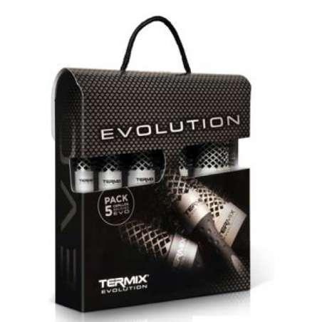Coffret 5 Brosses TERMIX EVOLUTION