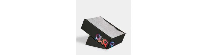POP-UPS SHEETS FRAMAR - Feuilles Alu pop-up  gaufrées x500