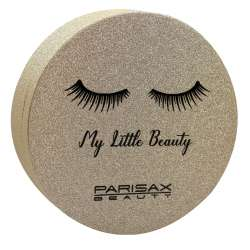 "COFFRET ROND MAQUILLAGE ""My Little Beauty"" - PARISAX"