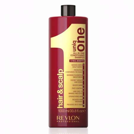 Uniq One REVLON Shampoing Conditionneur 1000 ML
