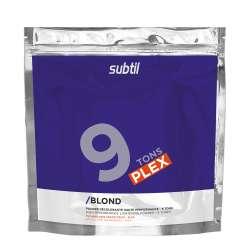 Subtil Poudre Décolorante 9 Tons Avec Plex 500G