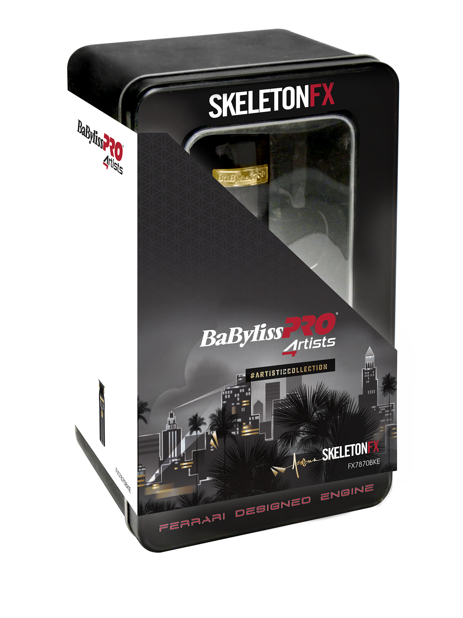 SKELETONFX – FX7870BKE