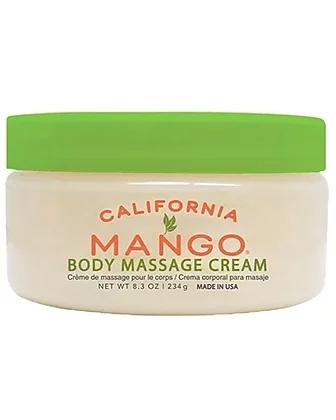 Crème de massage - CALIFORNIA MANGO