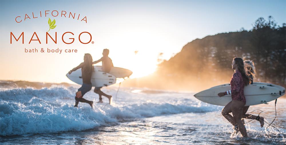 GAMME PRODUITS CALIFORNIA MANGO