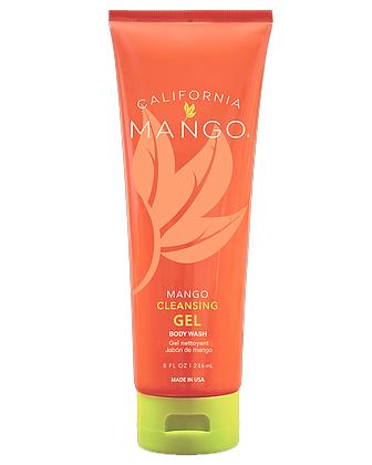 Gel nettoyant corps à la Mangue - CALIFORNIA MANGO
