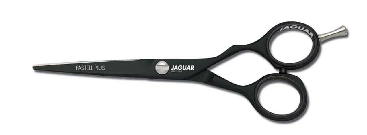 JAGUAR Ciseaux Pastell plus offset – Adaptés à la coupe.