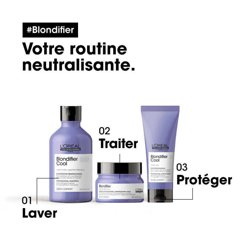 MASQUE BLONDIFIER SERIE EXPERT 500ml - L'Oréal Professionnel