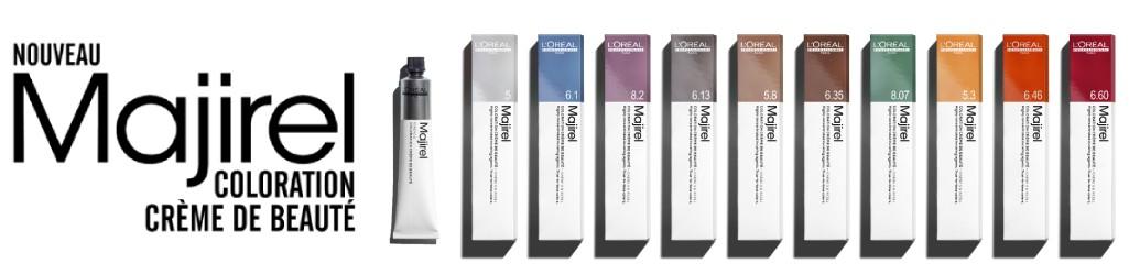 MAJIREL Coloration - L'Oréal Professionnel.