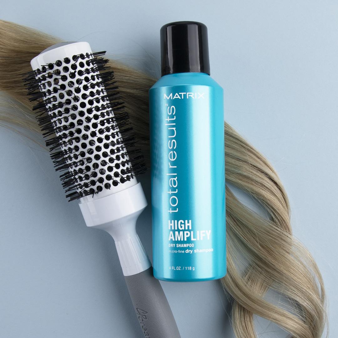 4. Dry Shampoo