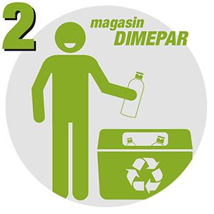 etape2 Nous recyclons, vous récoltez