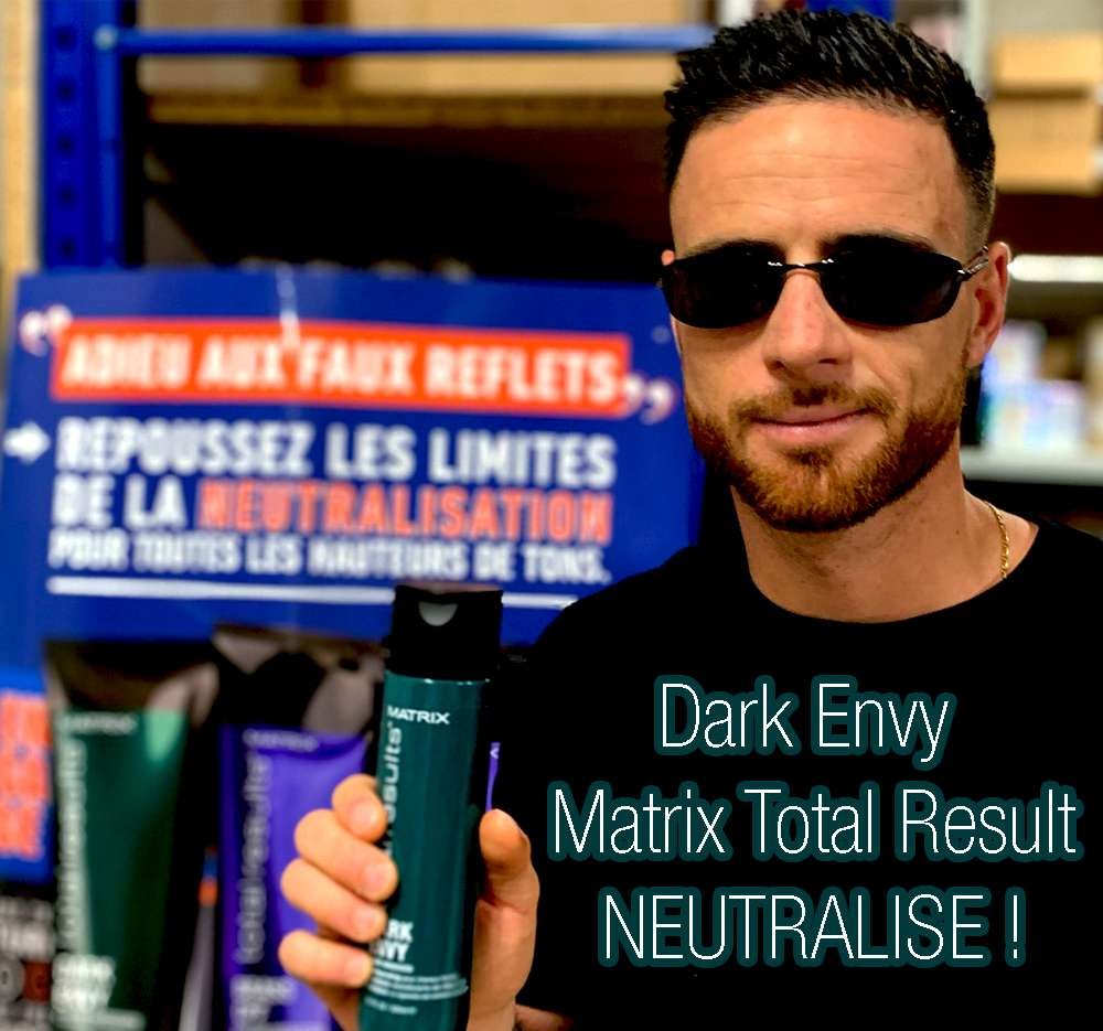 Dark Envy Total Results MATRIX