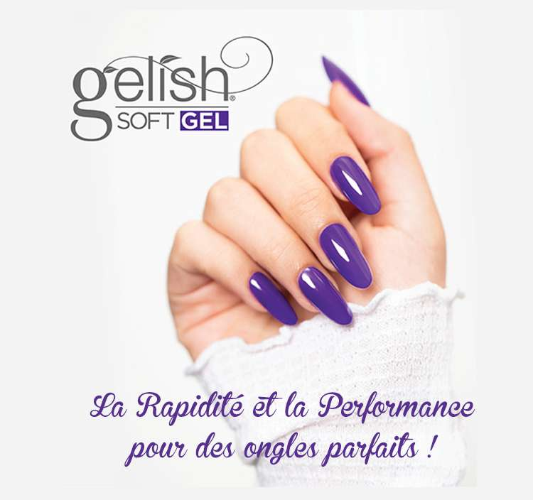 Gelish Soft Gel Tips