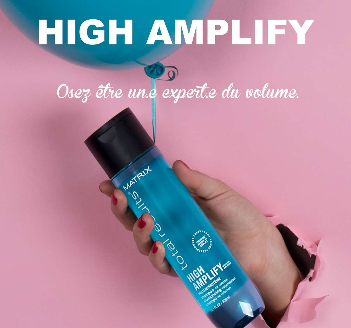 High Amplify Total Results