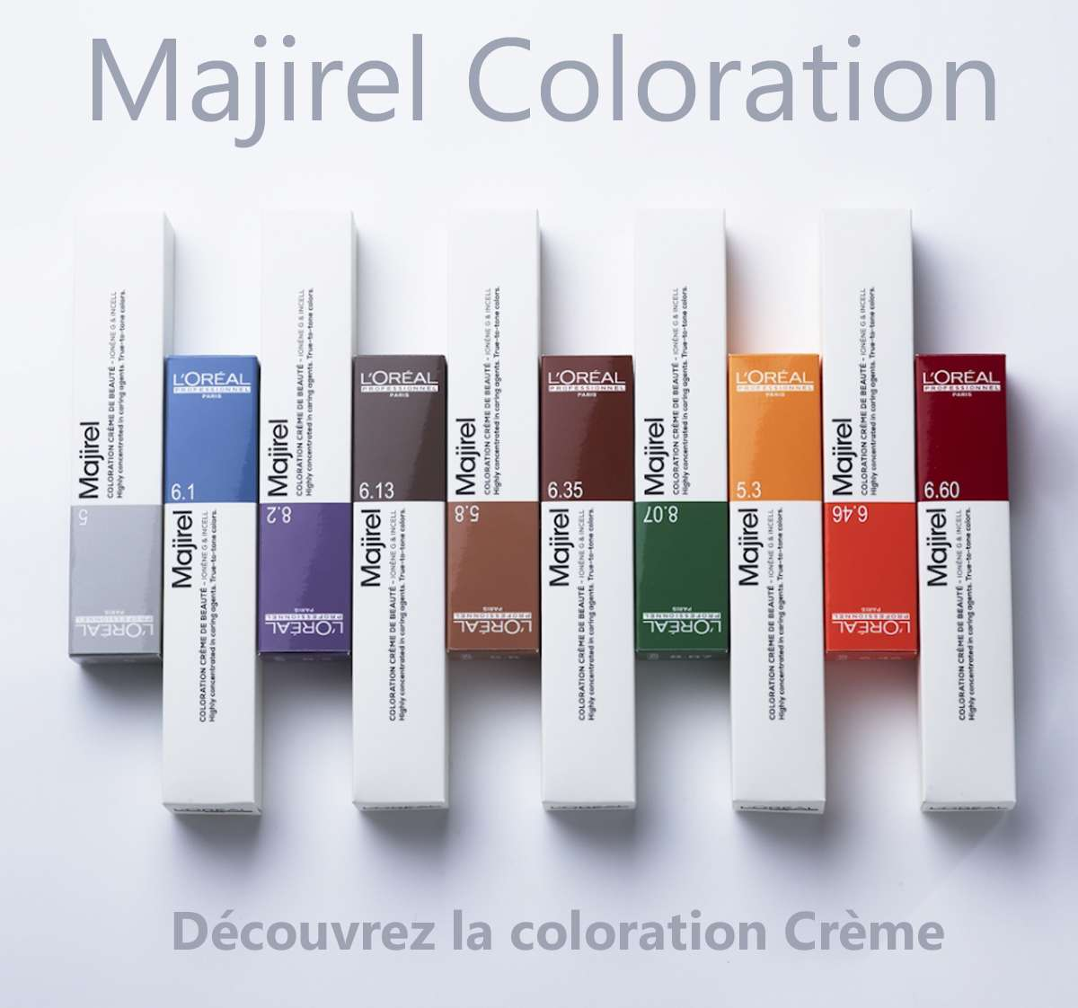 MAJIREL Coloration