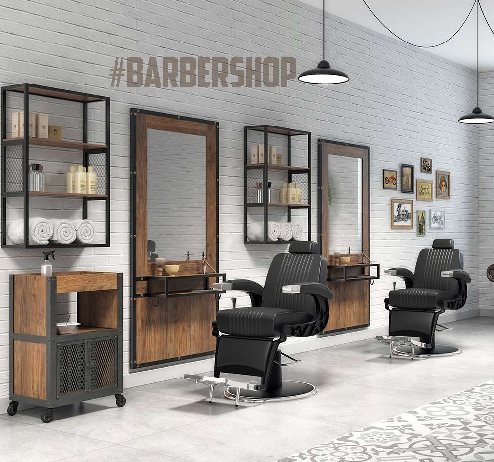 Mobilier Barbier – Garage Collection