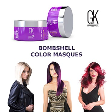 BOMBSHELL COLOR MASQUES - GK HAIR PROFESSIONNAL